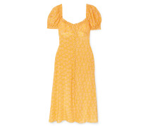Tammy Kleid aus Seiden-georgette