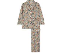 Marina Pyjama aus Baumwollpopeline