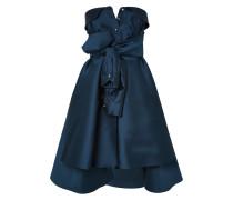 Minikleid aus Duchesse-satin