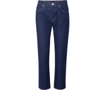 The Benefit Hoch Sitzende Jeans