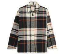 Bromley Hemd aus Kariertem Baumwollflanell