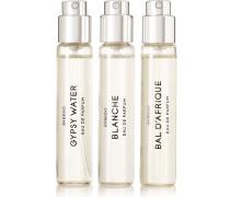 La Sélection Nomade – Bal D'afrique, Blanche & Gypsy Water, 3 X 12 Ml – Set aus Eaux De Parfum