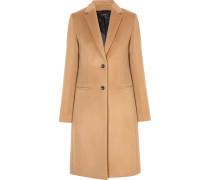 Man Mantel aus einer Woll-kaschmirmischung