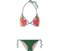 + Charlotte Olympia Tutti Frutti Triangel-bikini