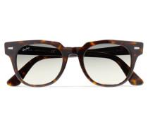 Wayfarer Sonnenbrille aus Azetat