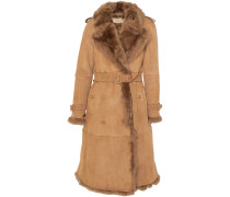 The Tolladine Trenchcoat aus Shearling