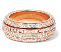 Possession Ring aus 18 Karat  mit Diamanten