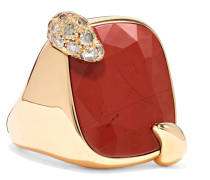Ritratto Ring aus 18 Karat Rosé