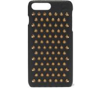 Loubiphone Iphone 7- und 8 Plus-hülle aus Strukturiertem Leder