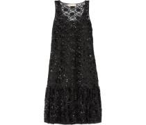 Kleid Aus Tüll Mit Paillettenverzierung -