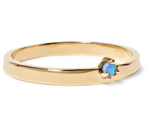 Bove Ring aus 14 Karat  mit Opal