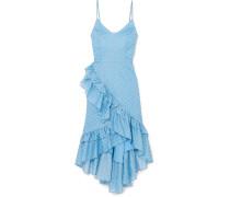 Maya Kleid aus Bedruckter Baumwolle