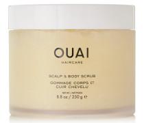 Scalp & Body Scrub, 250 G – Peeling für Kopfhaut und Körper
