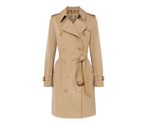 The Kensington Trenchcoat aus Baumwoll-gabardine