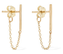 Ballerina Ohrringe aus 14 Karat