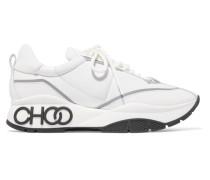 Raine Sneakers aus Leder und Neopren