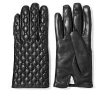 Garavani Rockstud Handschuhe aus Leder