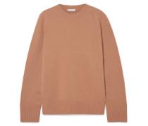 Sibel Oversized-pullover aus einer Woll-kaschmirmischung