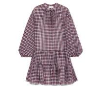 The Timber Kariertes Kleid aus Baumwolle