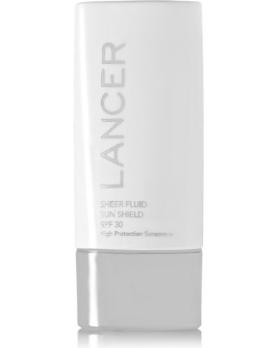 Sheer Fluid Sun Shield Lsf 30, 60 Ml – Sonnencreme
