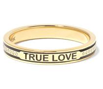 True Love Ring aus 18 Karat