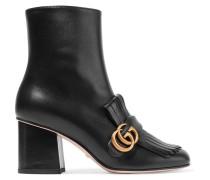 Marmont Ankle Boots aus Leder