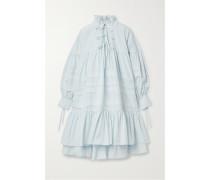Macy Oversized-kleid aus Baumwollpopeline