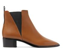 Jensen Ankle Boots aus Leder