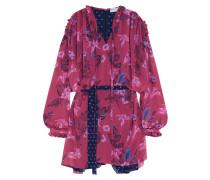 Flou Bedrucktes Kleid aus Georgette