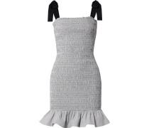 Luella Minikleid aus Geraffter Baumwolle
