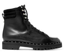 Garavani Soul Rockstud Ankle Boots aus Leder