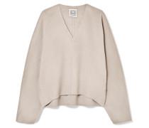 Rennes Oversized-pullover aus einer Woll-kaschmirmischung