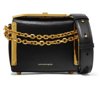Box Bag 16 Schultertasche aus Leder