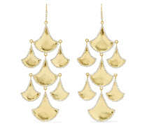 Kimaya Ohrringe aus 18 Karat  mit Diamanten