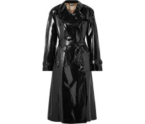 The Eastheath Trenchcoat aus Beschichteter Baumwolle