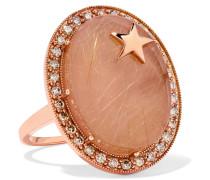 Zenith Ring aus 18 Karat