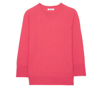 Desi Pullover aus einer Baumwoll-kaschmirmischung
