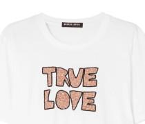 Alex T-shirt aus Baumwoll-jersey