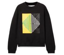 Pswl Sweatshirt aus Baumwoll-jersey