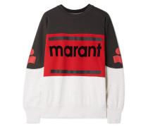 Gallian Sweatshirt aus Jersey aus einer Baumwollmischung