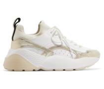 + Net Sustain Eclypse Sneakers aus Kunstleder und Neopren