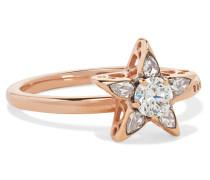 Istanbul Ring aus 18 Karat  mit Diamanten