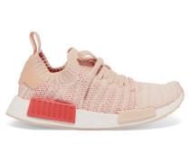 Nmd_r1 Primeknit Sneakers mit Gummibesatz
