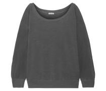 Pigment Sweatshirt aus Baumwoll-jersey