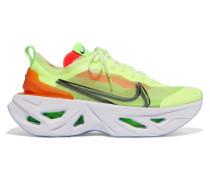 Zoomx Vista Grind Neonfarbene Sneakers aus Mesh