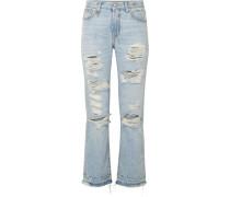 Bowie Halbhohe Jeans