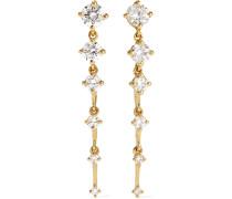 Sequence Ohrringe aus 18 Karat  mit Diamanten