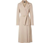 Teri Mantel aus einer Baumwoll-seidenmischung