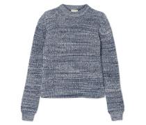 Hanso Pullover aus einer Baumwollmischung