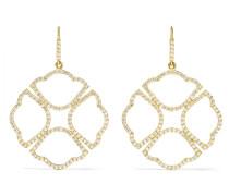 Manjari Ohrringe aus 18 Karat  mit Diamanten